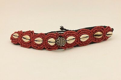 Antique Original Coral And Silver Decorated Amazing Ottoman Anatolian Necklase