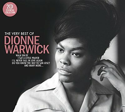Dionne Warwick - The Very Best Of - CD - New