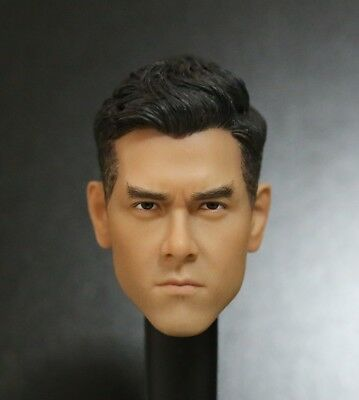 Custom made ! Eddie Peng Peng Yu Yan asian star 1/6 figure HEAD ONLY