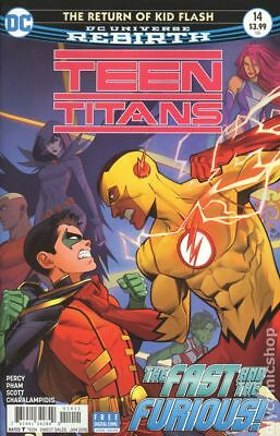 Teen Titans (6th Series) #14A VF Stock Image