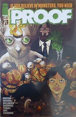 Proof #13 (2008) 1St Printing Bagged & Boarded Image Comics