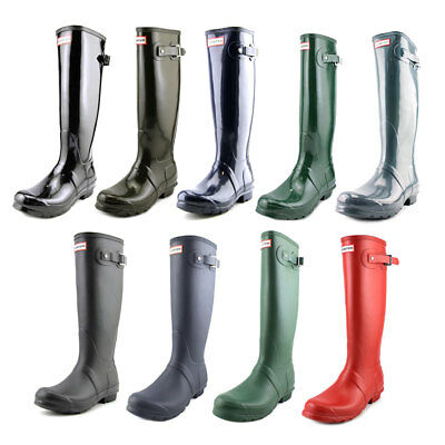 Hunter Original Tall Women Rain Boot