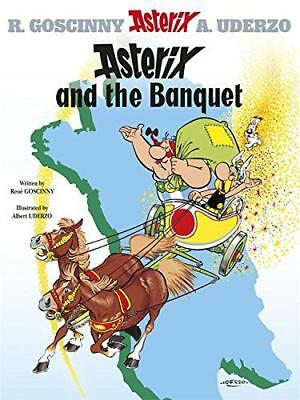 Asterix and the Banquet (Asterix (Orion Hardcover)) by René Goscinny, Albert Ude