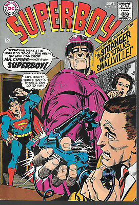 Superboy 150 Dc Comics 1968