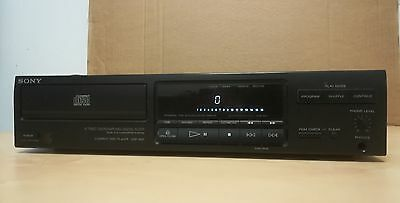 Sony Compact Disc Player CDP-M27