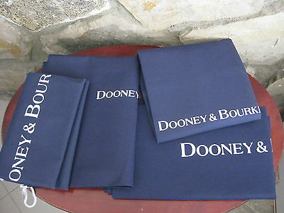 Dooney & Bourke Storage Protective Dust Bag for Purse Handbag Tote NEW