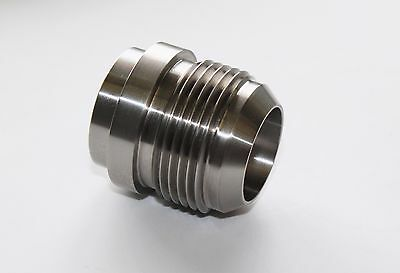 AN-16 Male Weld Bung Fitting 304L Stainless Steel