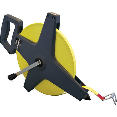 Fisco Pacer GF Tape Measure Metric 100m 13mm