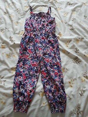 Girls Jumpsuit Aged 3-4 Years