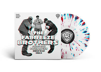 Paul Nice & Phill Most Chill - Fabreeze Brothers - Heroes Of The East Hip Hop