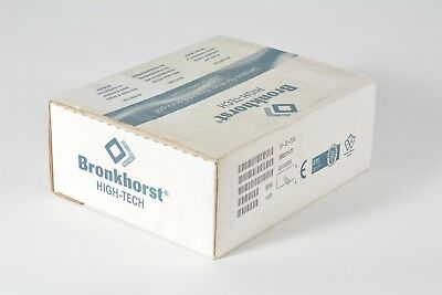 Bronkhorst SEZ-106F High-Tech EL-FLOW Digital Mass Flow Controller; 50 ln/min N2