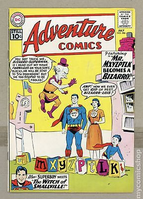 Adventure Comics (1st Series) #286 1961 FN- 5.5