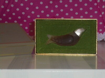 Love Bird Elusive Perfume By Avon 1/4 oz Vintage