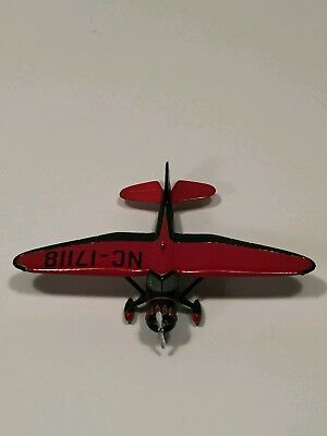 2003 Hallmark Christmas Ornament 1936 Stinson SR Reliant Airplane