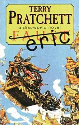 Eric: A Discworld Novel by Terry Pratchett | Paperback Book | 9781857989540 | NE