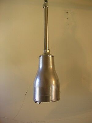 Vintage Crouse Hinds Explosion Proof Industrial Tank Light Fixture, Bar Island