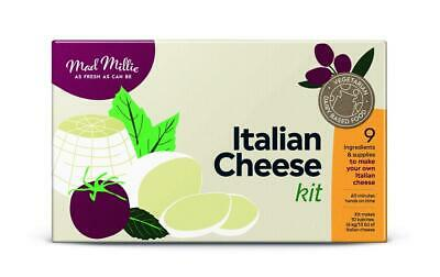 Mad Millie Italian Cheeses Kit Free Shipping!