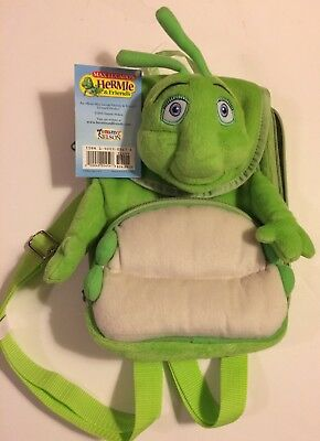 MAX LUCADO - Hermie Plush Backpack Bible Cover Brand NEW with tag GREAT GIFT