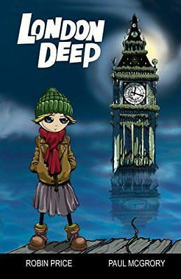 London Deep by Robin Price   Paperback Book   9781906132033   NEW