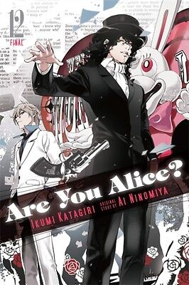 Are You Alice Vol 12, Katagiri, Ikumi, Ninomiya, Ai, 9780316272414
