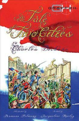 A Tale of Two Cities (Graffex) by Charles Dickens   Paperback Book   97819063700