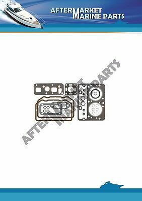 Volvo Penta MD7A MD7B decarb gasket kit replaces 876431 875613 HEAD GASKET 1.3mm