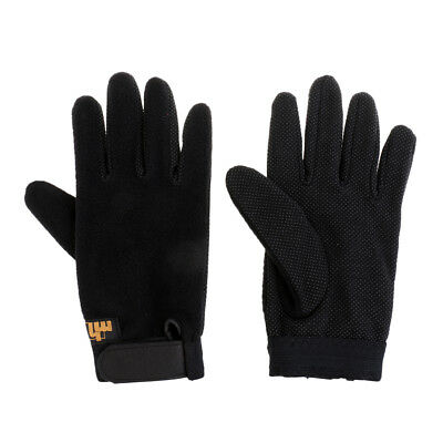 Thickened Antiskid Equestrian Gloves for Horse Riding Motorcycles Cycling