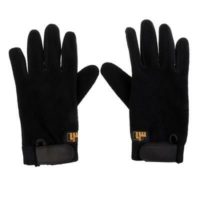 Antiskid Equestrian Gloves / Thickened Horse Riding Glove - Adjustable