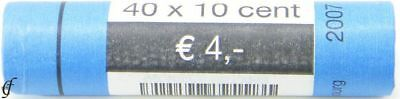Luxemburg Rolle 10 Cent 2007