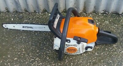 "Stihl MS171 Petrol Chainsaw 14"".Sthil. Excellent Condition. Free Postage 2012"
