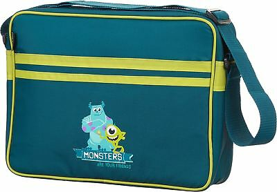 Obaby CHANGING BAG DISNEY MONSTERS INC. Baby Parent Diaper/Nappy Bag BN