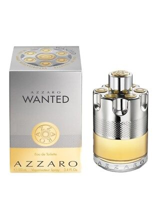 Azzaro Wanted, Eau de Toilette, 100ml, NEU & OVP