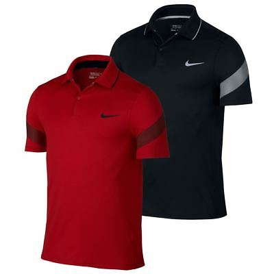Nike Dri-Fit Momentum Framing Commander Mens Golf Polo Shirt