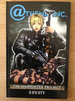 Athena Inc. - the manhunter project - Infinity Verlag