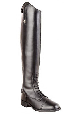 Suedwind Junior Jump Leather Long Riding Boots