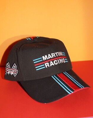 PORSCHE Kappe, Baseball Cap, Martini Racing Collection, NEU!
