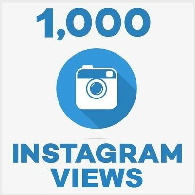 1,000-Instagram-Views | HQ & Fast | Top Ads Agency