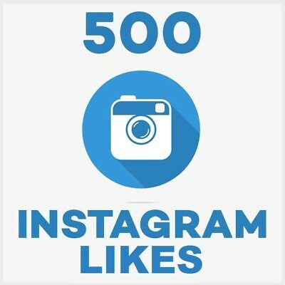 500-Instagram-Likes | HQ & Fast | Top Ads Agency