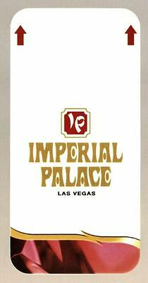 IMPERIAL PALACE CASINO long gone #1* Las Vegas hotel key card*Free Shipping
