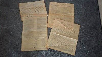 Reproduction of documents of United States  (Constitution, Declaration...etc)