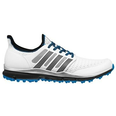 official photos b8b4a e2034 New Mens Adidas Climacool Golf Shoes Whitegreyblue Q44598 - Pick A Size
