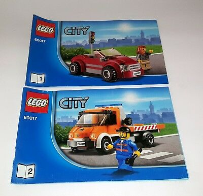 3181 Lego City Passenger Plane 100 Complete With Instructions