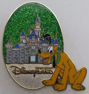 Disney Character and Castle Mystery Tin Collection Pluto Pin R1