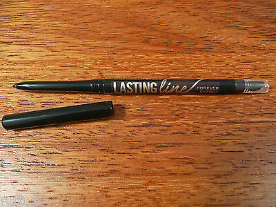 GENUINE Bare Minerals LASTING LINE Eyeliner FOREVER BRANDY Eye Liner Black Brown