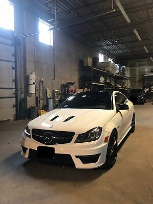 Mercedes-Benz: C-Class C63 AMG 2014 Mercedes-Benz C63 AMG Coupe 507 Edition