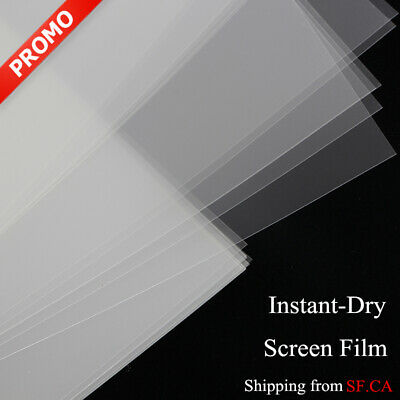 """ONLY for PRINTING TEST,Waterproof Inkjet Transparency Film, 8.5"""" x 11"""",3 sheets"""