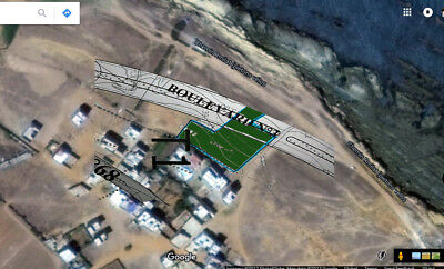 Prime sea front land for sale in Asilah Morocco, great investment 2656 sq mtrs