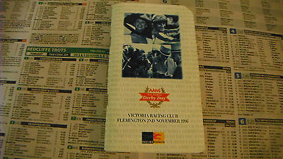 1996 Derby Day Race Book