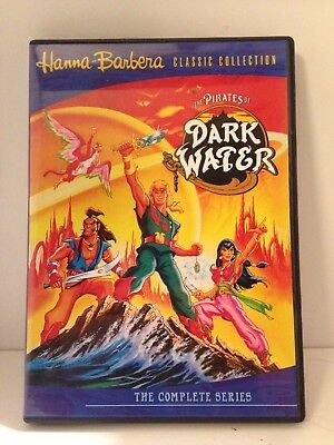 Hanna-Barbera Classic Collection: The Pirates Of Dark Water - The Complete Serie