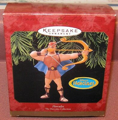 HALLMARK DISNEY HERCULES Ornament Keepsake NEW in BOX